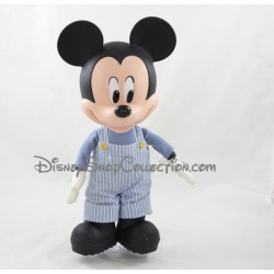 Poupée Mickey DISNEY STORE Conducteur de train intéractif Mickey parle 32 cm
