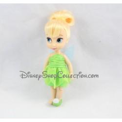 Ensemble de jeu mini poupée Anna DISNEY STORE La Reine des Neiges Animator