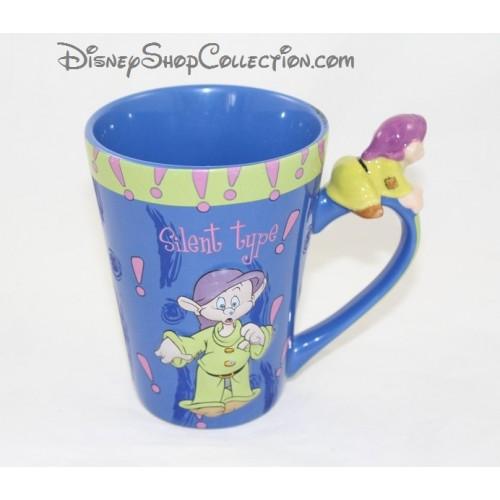 White Disney Snow 7 And Dwarfs The Bunch Dopey Store Mug Relief MqSpzVU