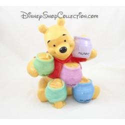 Tirelire Winnie l'ourson DISNEY céramique pots de miel Munny 24 cm