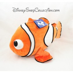 Peluche poisson nemo DISNEYLANS PARIS Le Monde de Nemo poisson clown 43 cm cm