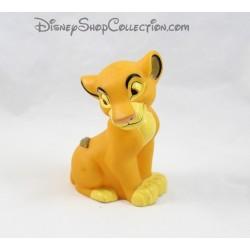 Figurine pouet Simba DISNEY Le Roi Lion jouet pouet pouet 14 cm