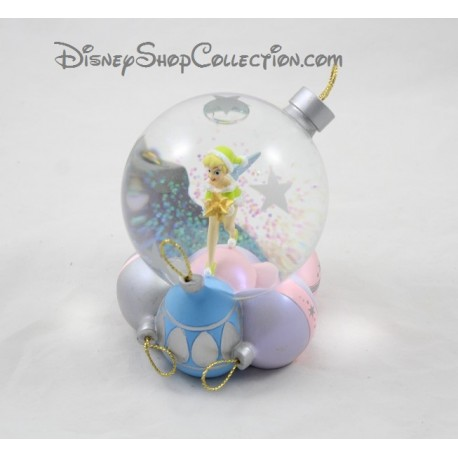 snow globe f e clochette disney boules sapin de no l boule. Black Bedroom Furniture Sets. Home Design Ideas