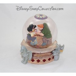 16 cm snow globe snow globe musical Esmeralda Quasimodo DISNEY the Hunchback of Notre Dame Heaven's Light
