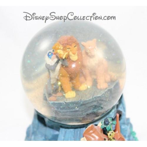 Snow globe musical le roi lion disney the lion king circle of life - Boule a neige collectionneur ...