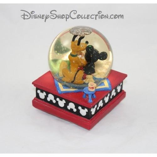 Snow globe musical mickey disney toon times best friends boule ne - Boule a neige collectionneur ...
