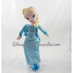 Poupée peluche Elsa DISNEY STORE La Reine des Neiges Frozen 37 cm