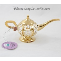 Figurine lamp magic CRYSTAL TEMPTATIONS Spectra Crystal Disneyland Paris Aladdin genie Disney 7 cm