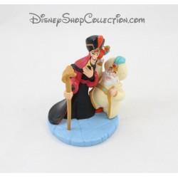 Figurine Jafar et le Sultan CLASSICS DISNEY STORE Aladdin pvc 11 cm