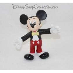 Figurine porcelaine Mickey DISNEY jaquette céramique 16 cm