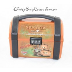 Mallette Spy Box voiture Martin SMOBY Disney Cars 2 outils espion