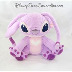 Plush Angel Disney Lilo and Stitch Disney 28 cm purple seat