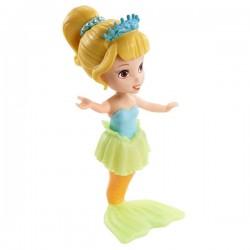 Mini figurine Oona sirène DISNEY MATTEL Princesse Sofia jeu d'eau 9 cm