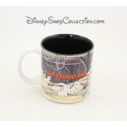 Dogs mug DISNEY 101 Dalmatians Cup scene in the film 9 cm