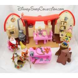 Blanche Neige workshop of the 7 dwarfs DISNEY SIMBA jewellery House