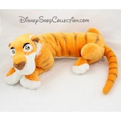Peluche tigre Shere Kan DISNEYLAND PARIS Le Livre de la Jungle Disney 35 cm