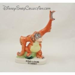Fève géante Roi Louie DISNEY Le livre de la jungle céramique 17 cm