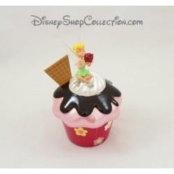 Boite cupcake Clochette DISNEYLAND PARIS Cupcakes Disney résine 12 cm
