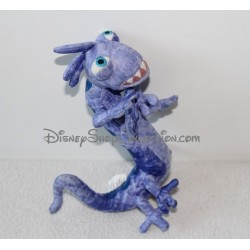 Peluche caméléon Randall Boggs DISNEY STORE Monstres & Cie violet 18 cm