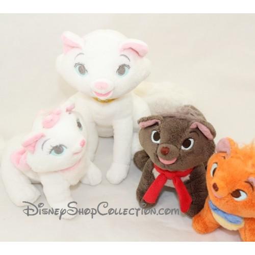 Et Disney Les Aristochats Peluche Chatons Lot Duchesse Ses Store lKcTF1J3