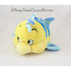 Stuffed flounder DISNEYLAND PARIS fish the Little Mermaid Disney 29 cm