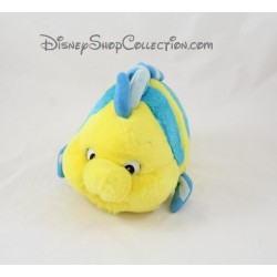 Stuffed flounder DISNEYLAND PARIS fish the Little Mermaid Disney 20 cm