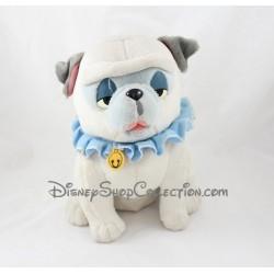 Sound plush dog Percy DISNEY MATTEL Pocahontas grey 29 cm