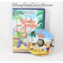Dvd Saludos Amigos DISNEY Classique N° 6 Walt Disney