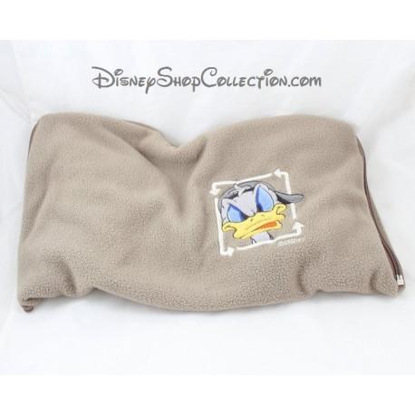 couverture bébé zip Couverture bébé Donald DISNEY marron fermeture zip 90 x 75 cm  couverture bébé zip