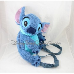 Peluche sac à dos Stitch DISNEYLAND PARIS Lilo et Stitch DIsney 37 cm
