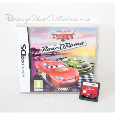 jeu ds cars nintendo ds race o rama disney pixar disneyshopcollec. Black Bedroom Furniture Sets. Home Design Ideas