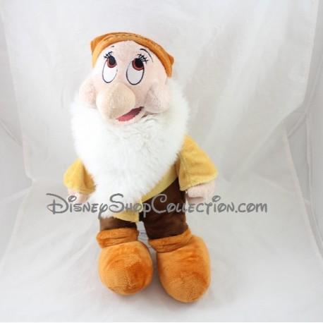 Dwarf plush Bashful DISNEY STORE Snow White and seven dwarfs 40 cm