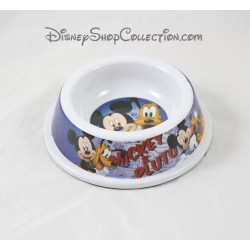 Gamelle Mickey & Pluto DISNEY chien chat 15 cm