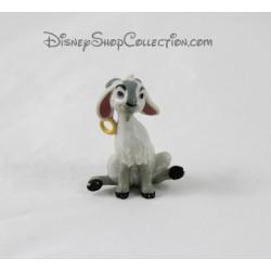 Figurine chèvre Djali DISNEY BULLY Le Bossu de Notre Dame 6 cm
