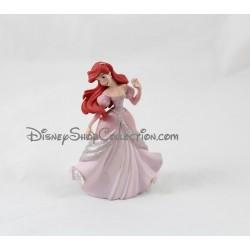Figurine Ariel BULLYLAND La petite sirène robe rose Disney Bully 10 cm
