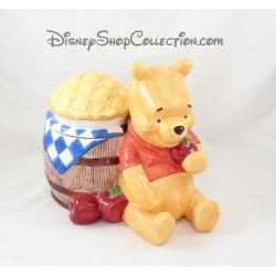 Cookie Jar Winnie The Pooh DISNEY STORE Ceramic Cookie Box 23 cm