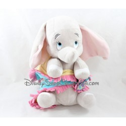 Elephant plush DISNEYLAND PARIS Dumbo baby blanket Disney 27 cm