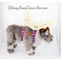 Plush reindeer Sven DISNEYLAND PARIS the Queen of snow 43 cm