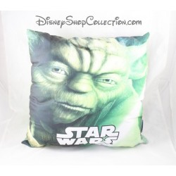 Cushion Star Wars KIDS master Yoda Green Black 38 cm