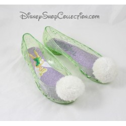 DISNEYLAND PARIS green child fairy tale disney costume shoes 29/31