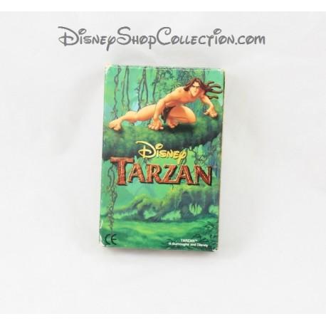 Card game 7 families Tarzan DISNEY Happy Families Ducale 1999