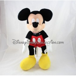 Peluche Mickey DISNEYLAND RESORT PARIS short rouge 41 cm