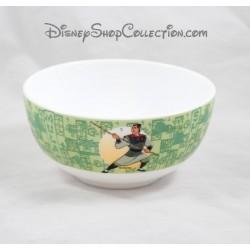 Bol Mulan ARCOPAL Disney céramique vert blanc 7 cm