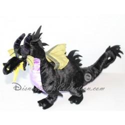 Peluche Maléfique dragon DISNEY STORE La Belle au Bois Dormant 45 cm