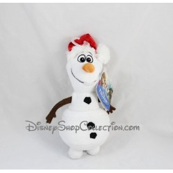 Plush Olaf NICOTOY Disney Christmas 22 cm Snow snowman snow Queen