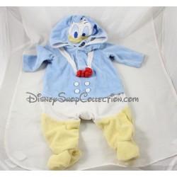 Pyjama bébé Donald DISNEY STORE en velours garçon 0-3 mois