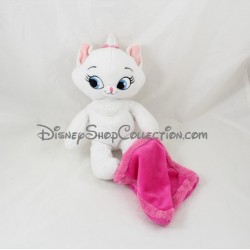 Marie DISNEY NICOTOY cat's handkerchief plush 25 cm Aristocats
