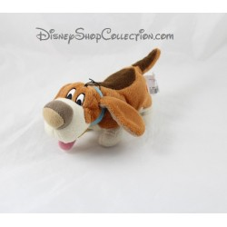 Plush Toby dog DISNEY STORE The great mouse detective 20 cm