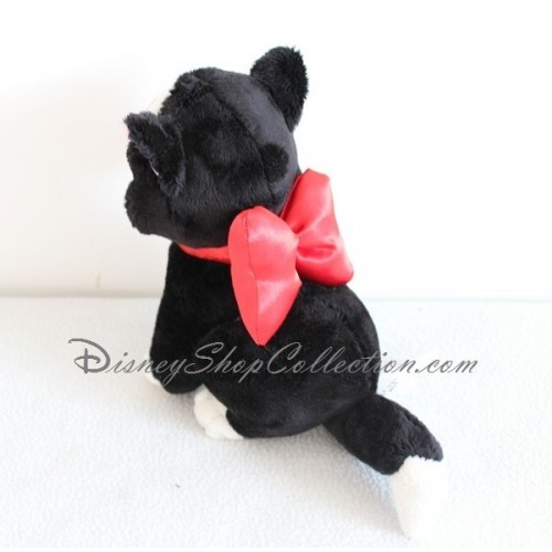 Figaro Rouge Peluche De Minnie Pinocchio Et Noeud Chat Store Disney 0wkOnP