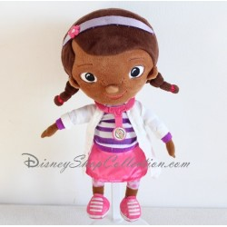 Doll plush DISNEY STORE plush 31 cm doctor Doc